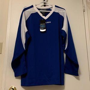💙 BAUER Hockey Team Practice Jersey
